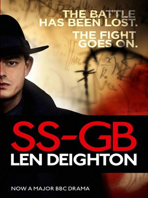 cover image of SS-GB